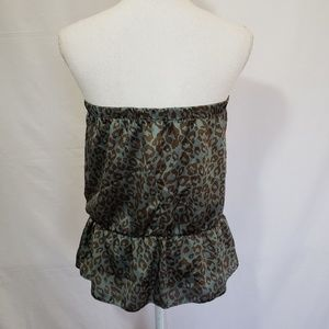 Toto Collection Tops - TOTO Collection  peplum top. Size 2XL